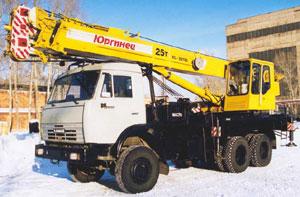 Кран КС-55722